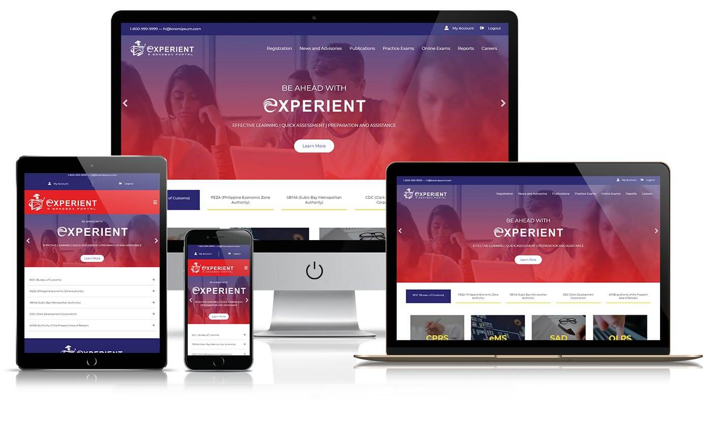 portfolio-experient-mockup